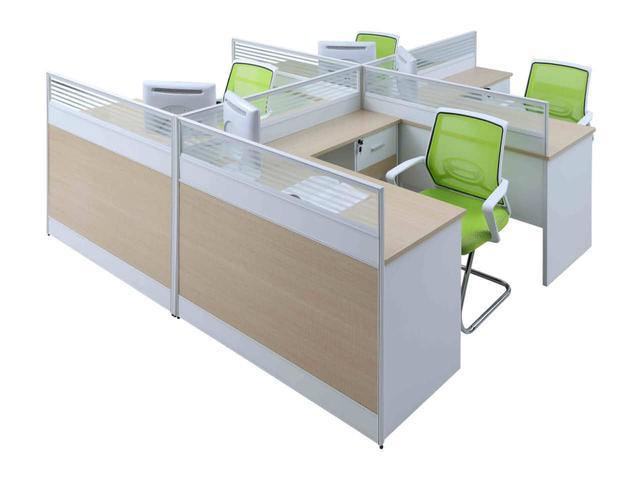深圳屏風卡座辦公桌高隔間定製多少錢 - 每日頭條