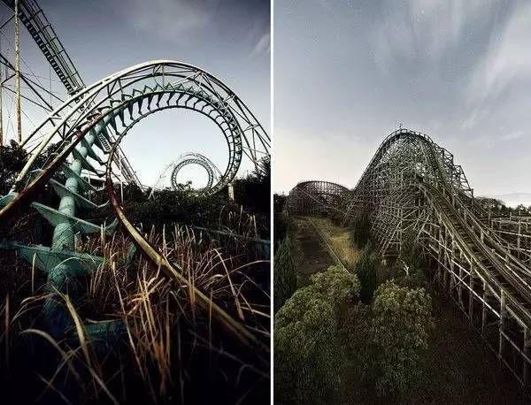 上海迪士尼即將開園,但有座迪士尼樂園卻荒廢了11年 - 每日頭條