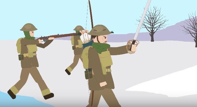 二戰的僅存的冷兵器戰士——瘋狂傑克,傑克邱吉爾的傳奇故事 - 每日頭條