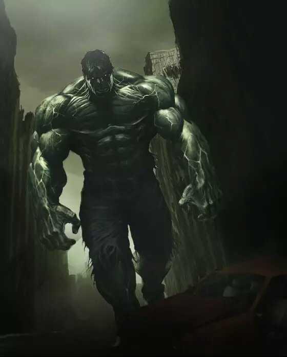 惡靈騎士與綠巨人終極一戰。為何選擇棄戰而走。是怕了嗎? - 每日頭條