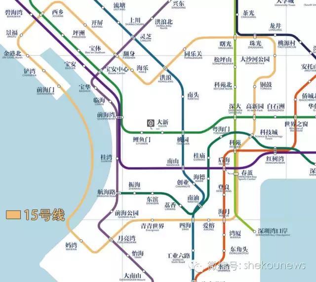 科教新城+高鐵樞紐+4條地鐵。深圳這火了。產值超1000億! - 每日頭條