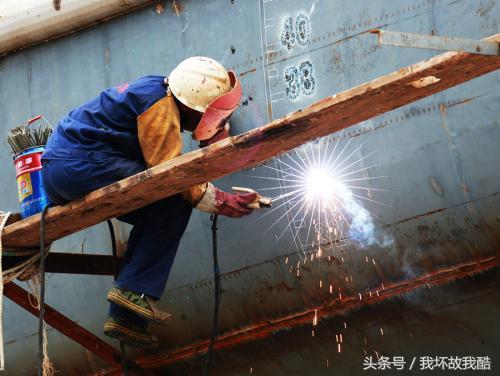 作為一名電焊工。你一定要了解的電焊工崗位描述 - 每日頭條