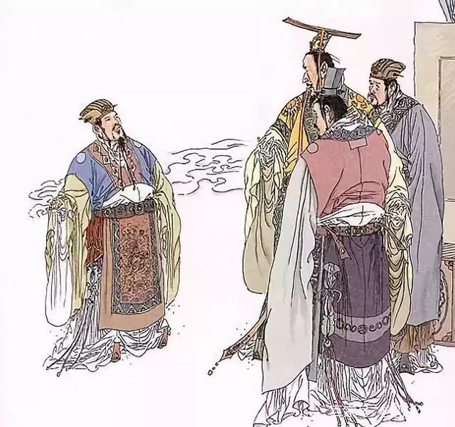 先秦史上的縱橫家:善於建立連同盟 更善於拆散夥伴關係 - 每日頭條