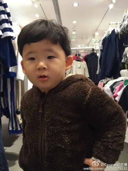 閃亮的爸爸高雲翔「兒子」武爺武藝博個人資料微博家庭背景 - 每日頭條