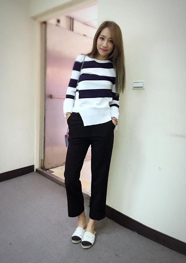 這幾位臺灣綜藝圈的哈比人很會穿 155身高也能有1米2大長腿 - 每日頭條