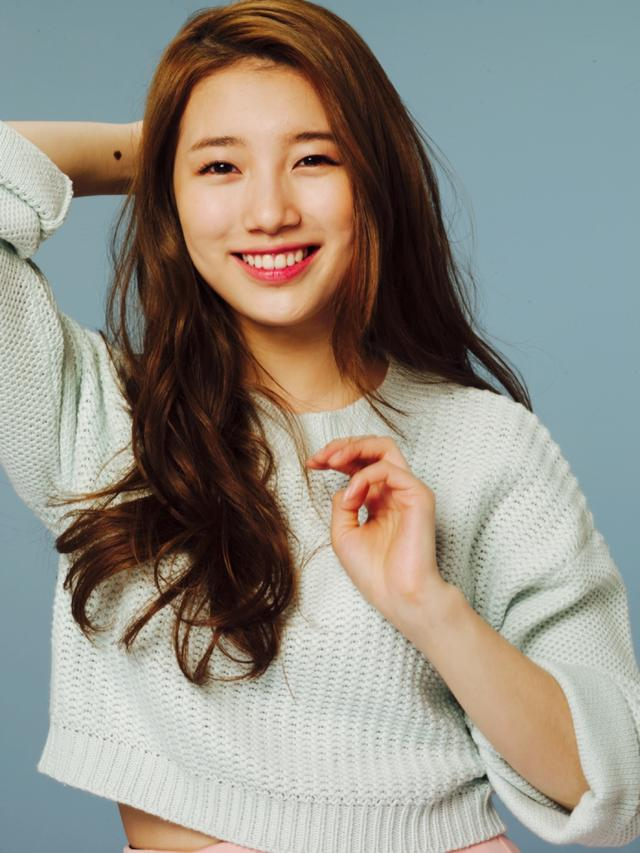 「國民初戀」裴秀智:我是純天然。整形廣告別盜用照片啊! - 每日頭條