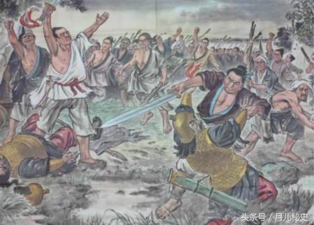 陳勝吳廣為何沒能像項羽劉邦一樣稱王稱帝?兩大重要原因不可忽視 - 每日頭條
