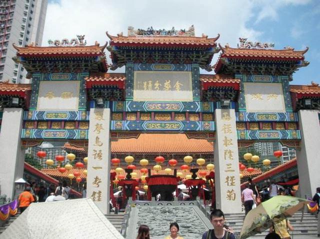 香港有哪些適合拍攝的名勝古蹟? - 每日頭條