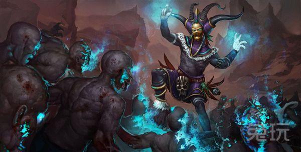 暗黑3玉魂巫醫武器選擇與蝕魂符文傷害對比 - 每日頭條