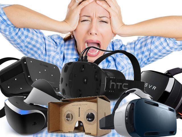 一篇看盡「VR 暈眩」的原因以及解決之道 | 早 8 點檔 - 每日頭條
