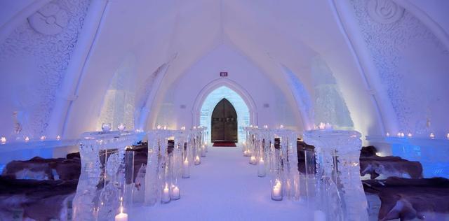 世界上最大的冰雪城堡—凱米冰雪城堡 - 每日頭條