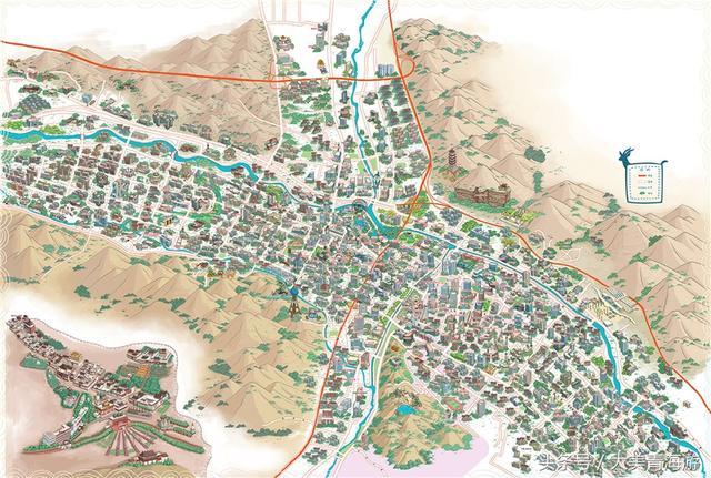 西寧周邊游——必游的10個景點 - 每日頭條