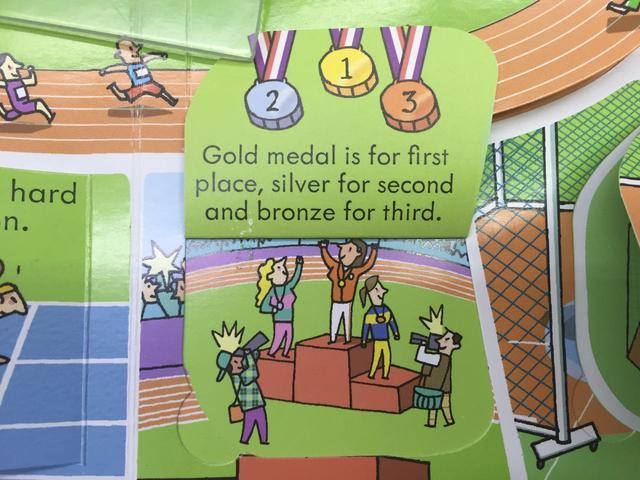手把手帶你看「運動」翻翻書。奧運英語全知道(田徑篇) - 每日頭條