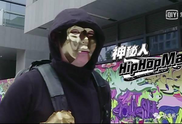 《中國有嘻哈》里被淘汰的的HiphopMan,TY究竟是什麼來頭 - 每日頭條