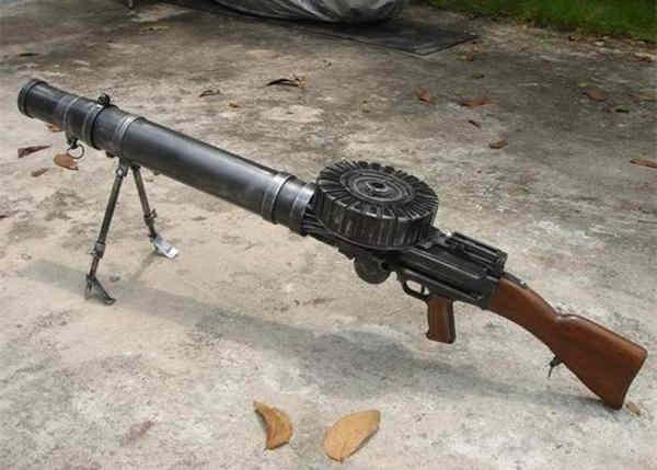 一戰時期,各國輕機槍大盤點,分析一戰 - 每日頭條