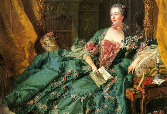 她是巴黎最美的女人,最有影響力的女人。盡管不斷遭到宮廷內部的迫害,洛可可家具_歐式家具_中華古典家具網