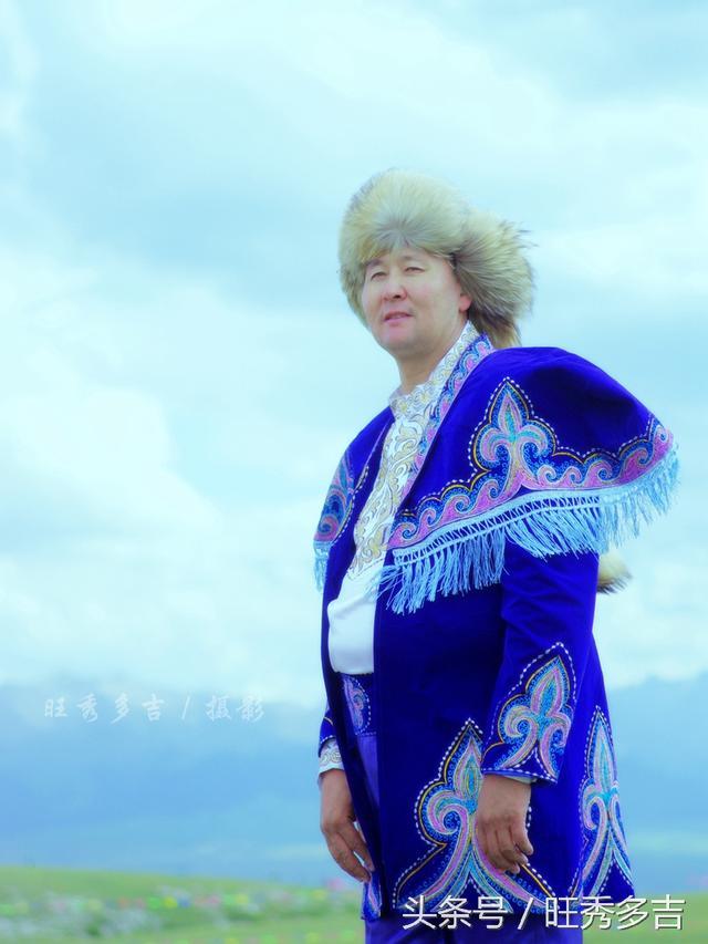 新疆 伊犁 哈薩克族 少數民族風情(人像攝影圖集) - 每日頭條