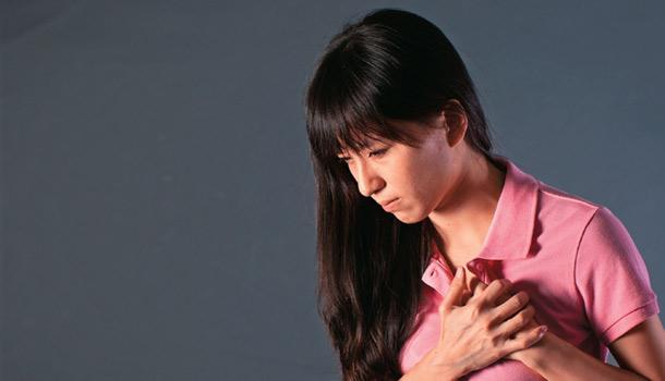 胸口悶或者痛是怎麼回事? - 每日頭條