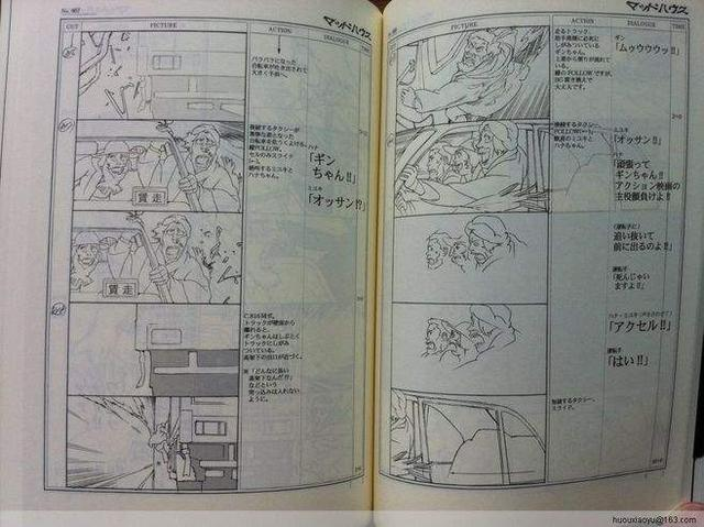 一篇文章讓你了解日本動畫是如何做出來的 - 每日頭條