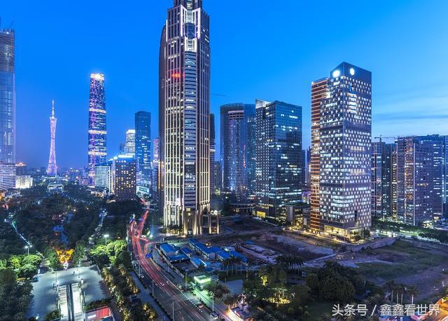中國美國六大一線城市對比,你認為誰的城建更勝一籌? - 每日頭條