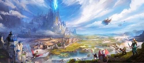 最美魔幻世界重啟。揭秘《萬王之王3D》手游未知新世界 - 每日頭條