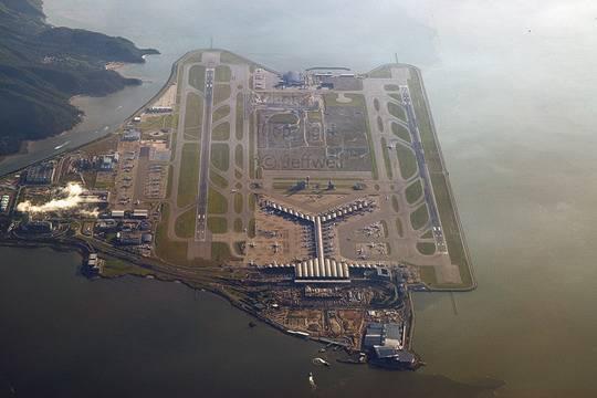 香港機場吸引世界目光 細數填海造陸的正確姿勢 - 每日頭條