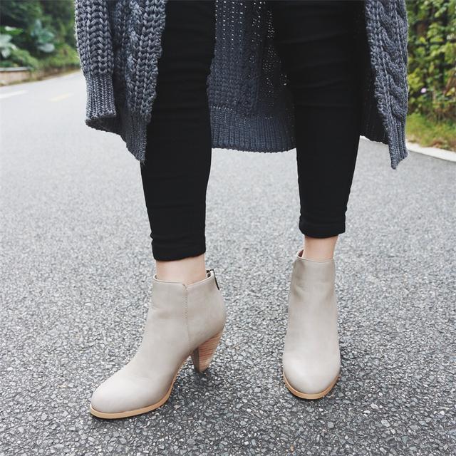 7年女鞋老店的推薦,靴子好穿到想和店主交朋友 - 每日頭條