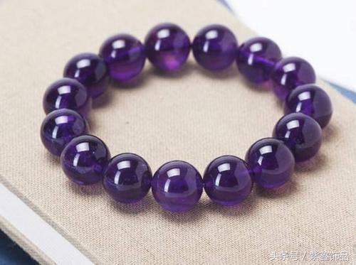 如何選購神秘夢幻的紫水晶手鍊! - 每日頭條