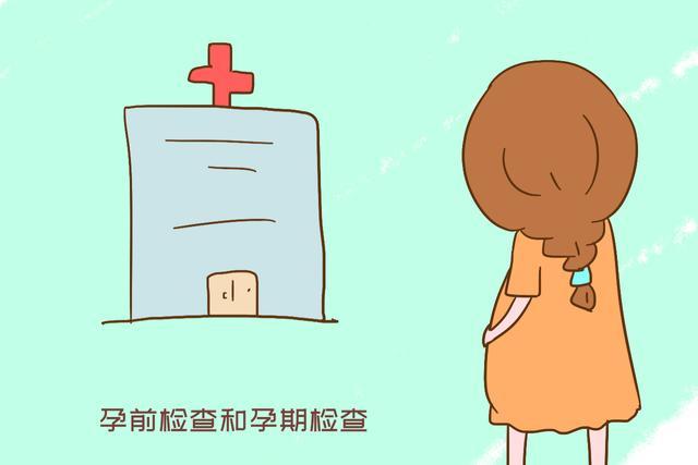 以下孕檢項目都是免費的。孕媽早點了解。又能節省一大筆錢 - 每日頭條
