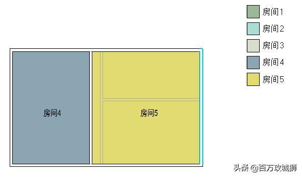 關於Revit如何在當前視圖顯示全部顏色填充圖例 - 每日頭條