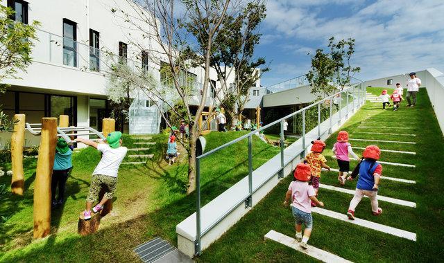日本幼兒園設計專業戶的新作,才知道我們的孩子可能上了假幼兒園 | 幼兒教育 | 日本幼兒園 | 希望之聲