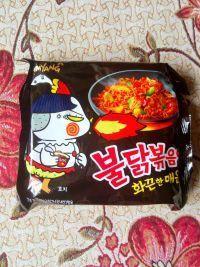 韓國火雞面是拌的還是煮的? - 每日頭條
