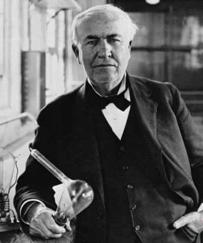 愛迪生逝世87周年:我們都以為燈泡是他發明的,其實是個誤傳 - 每日頭條