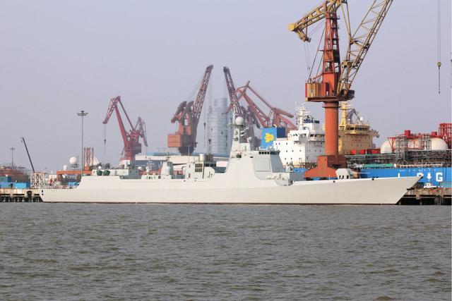 日本海自11艘驅逐艦大秀肌肉 中國戰艦為日本現場表演如何下餃子 - 每日頭條