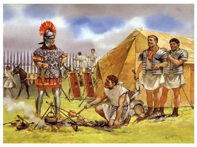 羅馬帝國為何千年屹立不倒。又為何在野蠻入侵時驟然瓦解? - 每日頭條