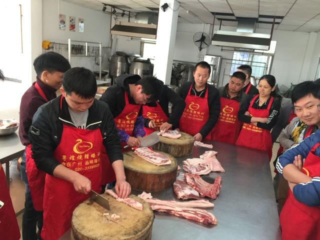 蜜汁叉燒做法過程 廣東燒臘培訓 - 每日頭條