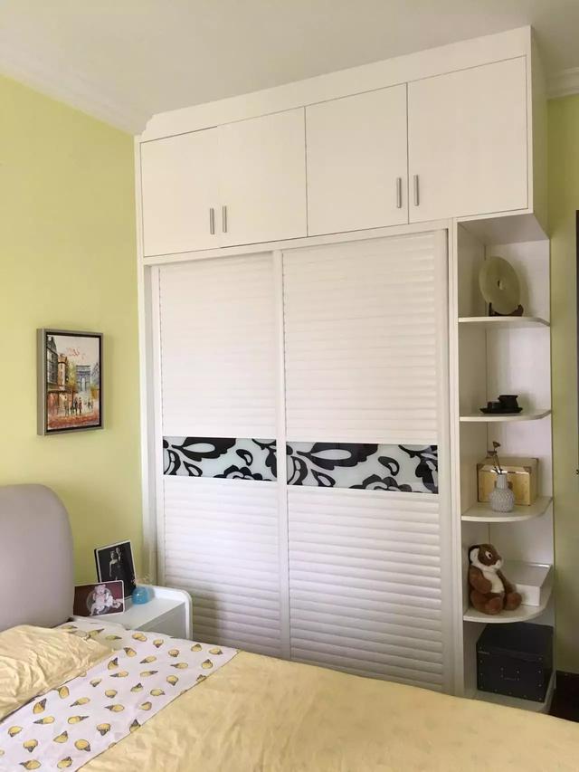 木質衣櫃門or玻璃衣櫃門。要你。你選哪個? - 每日頭條