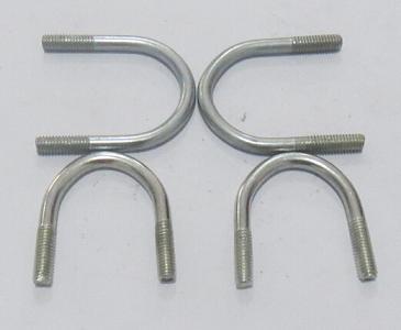 不鏽鋼U型螺栓的常見規格型號 - 每日頭條