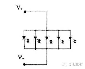 技術:LED串聯並聯驅動方式分析 - 每日頭條