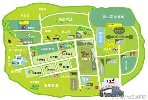 深圳光明農場好玩嗎 綠地面積占95%農場景點介紹 - 每日頭條