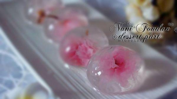 櫻花水信玄餅的做法 - 每日頭條