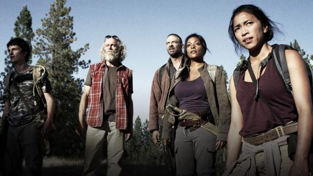 Syfy電視網續訂《殭屍國度》第四季 - 每日頭條