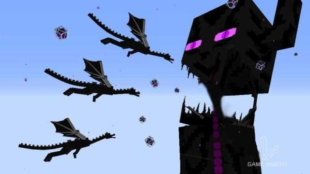 《我的世界》最難打的boss實力排名!末影龍都被它們秒成渣! - 每日頭條