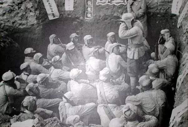 淮海戰役:這個團寧死不降,戰至全軍覆沒,旁邊一個團被嚇投降 - 每日頭條