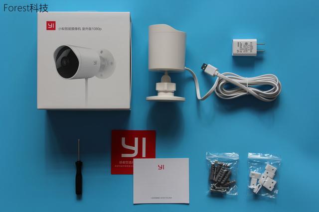 不懼風雨—小蟻智能攝像機室外版1080P評測 - 每日頭條