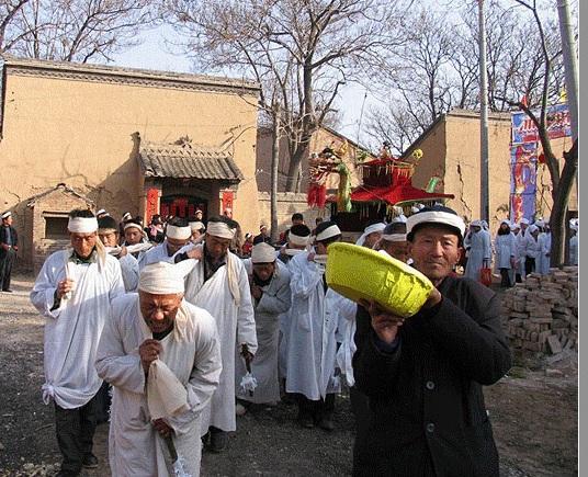陝西的黃土埋皇上,說說陝西喪葬文化中最有特點的一些事情 - 每日頭條