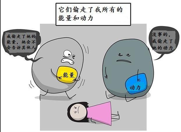 漫畫:抑鬱癥和焦慮癥 - 每日頭條