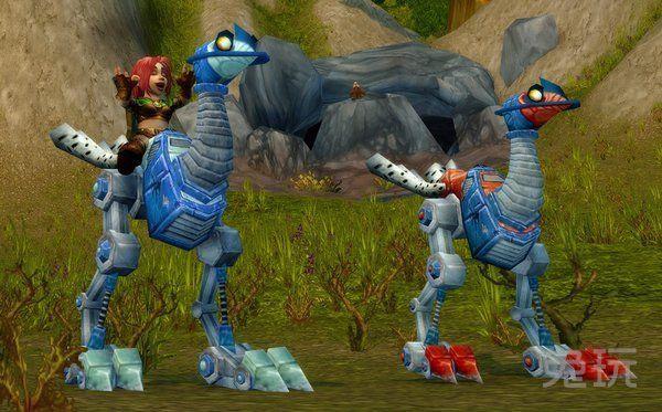 科多獸是我的了!7.0獵人新可馴服寵物介紹 - 每日頭條