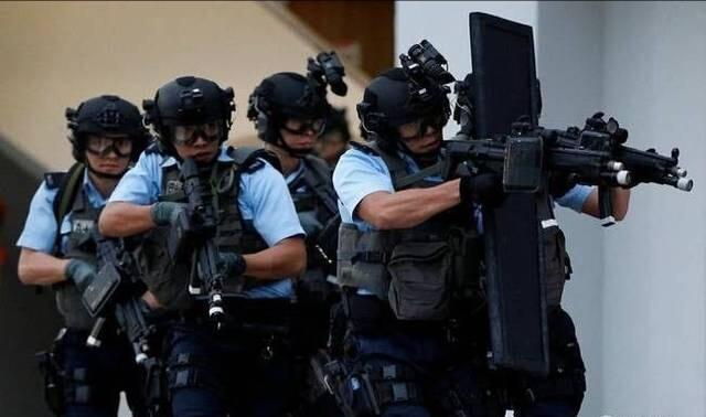 CTRU 香港反恐特勤隊 - 每日頭條