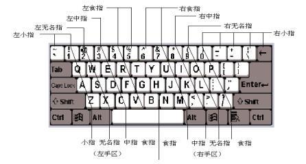 快速學會鍵盤盲打技巧(速收藏) - 每日頭條